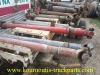 Used propeller shafts (drive shafts) for Scania and Volvo trucks