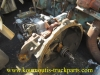 Used Mercedes-Benz G3/65-8/9,29 GP overdrive gearbox for engine Mercedes-Benz OM 401