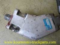 Used Volvo Hydraulics F01-040-R bent axis piston pump