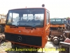 Used cabine Mercedes-Benz 814 truck