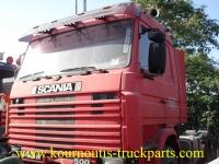 Τράκτορας Scania 143M 500