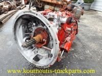 Used Volvo SR1900 gearbox from Volvo FH12 420 tractor unit