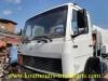 Used Mercedes-Benz 809 diesel tank truck with engine Mercedes-Benz OM 364
