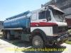 Μεταχειρισμένο τριαξονικό βυτιοφόρο φορτηγό ακάθαρτων υδάτων Μercedes-Benz 2632 OM 403