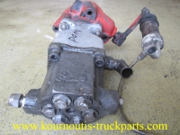 Used straight axial 6-piston pump with PTO