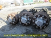 Used SMB trailer axles