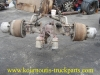 Used Europa axle Mercedes-Benz 11Ton with ratio 28:21