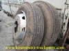 Used LingLong 8R22.5 tyres