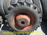 Used agricultural tractor River 7.50-16 tyres
