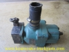 Used straight axial 9-piston Meiller pump with PTO