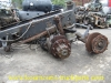 Front axle VL3/21 DC - 5,3 and back axle HL4/40 DCS - 10,8 Atego Mercedes-Benz