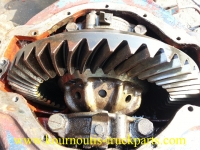differential group from Mercedes-Benz 1113 truck
