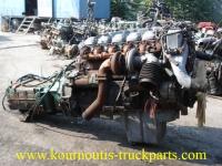 Μεταχειρισμένη μηχανή MAN D 2566 MKF με σασμάν ZF 16S-130