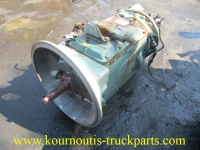 Used Scania GR-860 gearbox equipped with PTO