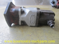 Used straight axial 6-piston Meiller pump with Meiller Kipper PTO